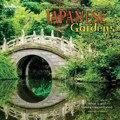 Japanese Gardens 2020 Square Brush Dance Cover Image