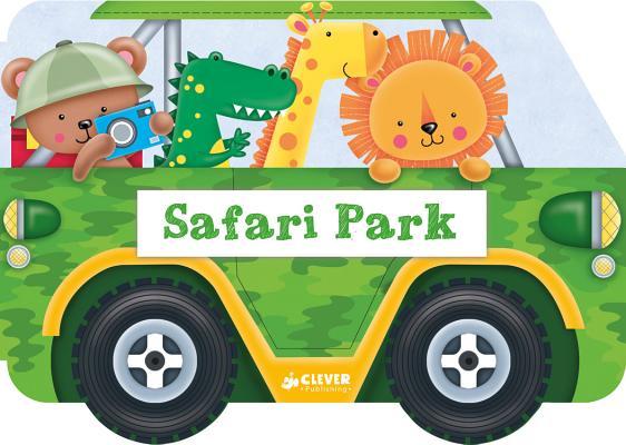 Cover for Safari Park (Wonder Wheels)