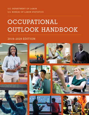 Occupational Outlook Handbook, 2019-2029 Cover Image