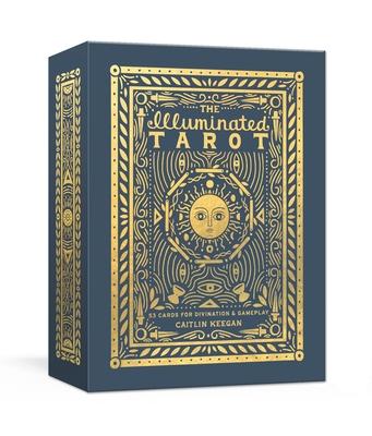 The Illuminated Tarot Cover