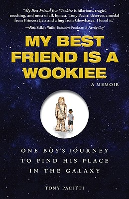 My Best Friend Is a Wookiee Cover