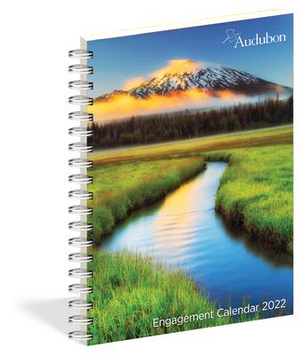 Cover for Audubon Engagement Calendar 2022