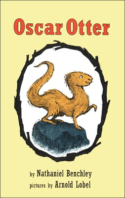 Oscar Otter (I Can Read Book) Cover Image