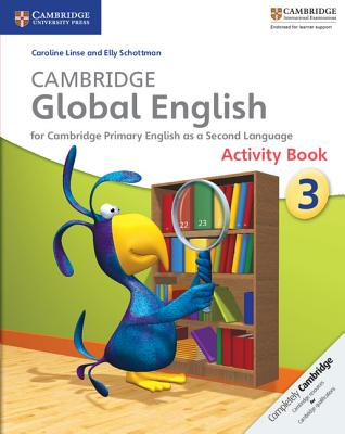 Cambridge Global English Stage 3 Activity Book: For Cambridge Primary English as a Second Language Cover Image