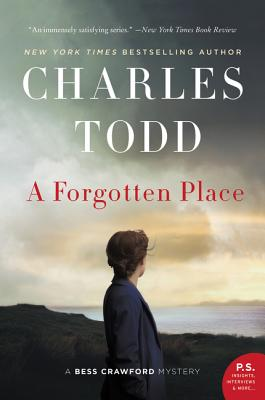 A Forgotten Place: A Bess Crawford Mystery (Bess Crawford Mysteries #10) cover