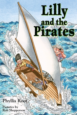 Lilly and the Pirates Cover