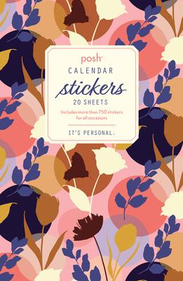 Posh: Calendar Stickers Cover Image