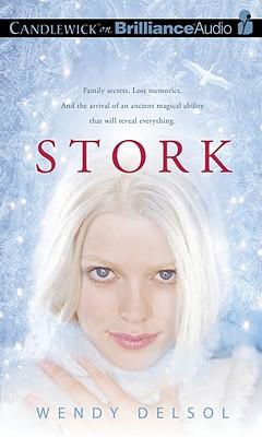 Stork (Stork Trilogy (Audio) #1) Cover Image
