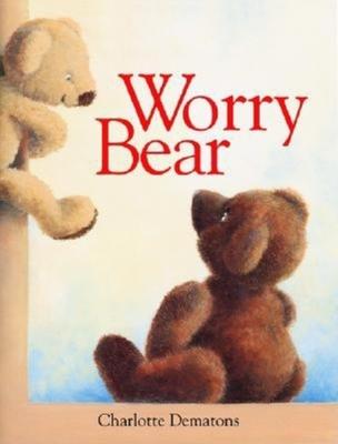 Worry Bear Cover