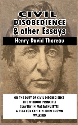 Civil Disobedience and Other Essays Cover Image