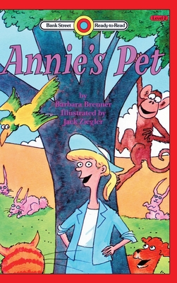 Annie's Pet: Level 2 (Bank Street Ready-To-Read) Cover Image