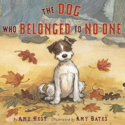 The Dog Who Belonged to No One Cover