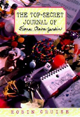 The Top-Secret Journal of Fiona Claire Jardin Cover