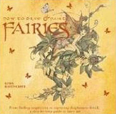 How to Draw and Paint Fairies Cover