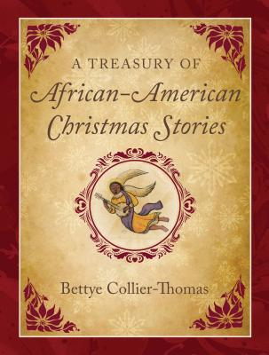 A Treasury of African American Christmas Stories Cover Image
