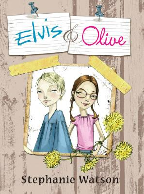 Cover for Elvis & Olive
