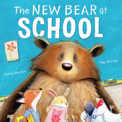 The New Bear At School Cover