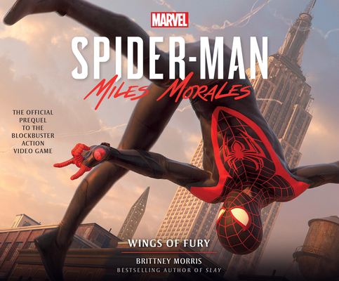 Marvel's Spider-Man: Miles Morales - Wings of Fury Cover Image