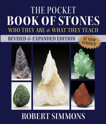 The Pocket Book of Stones: Who They Are and What They Teach Cover Image