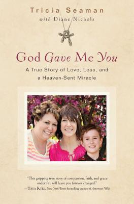 Cover for God Gave Me You
