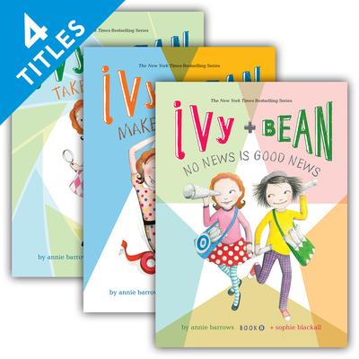 Ivy & Bean Set 2 (Set) Cover Image