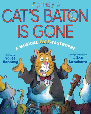 The Cat's Baton Is Gone Cover