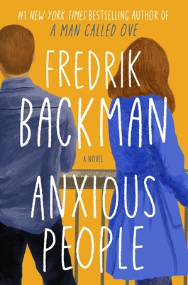 Anxious People: A Novel Cover Image