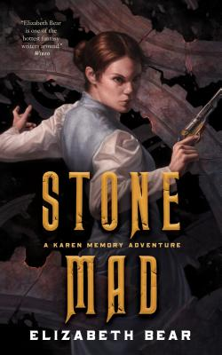 Stone Mad: A Karen Memory Adventure Cover Image