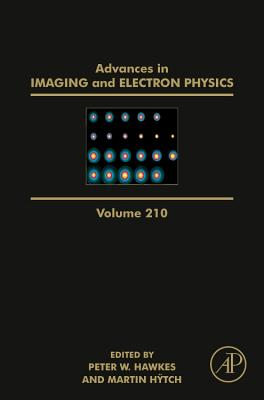 Advances in Imaging and Electron Physics, 210 Cover Image