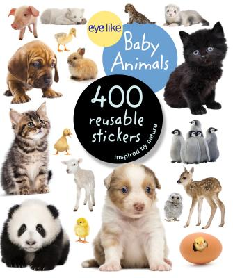 Eyelike Stickers: Baby Animals Cover Image