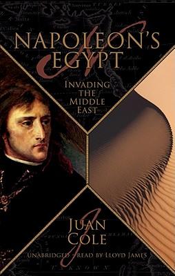 Napoleon's Egypt Cover