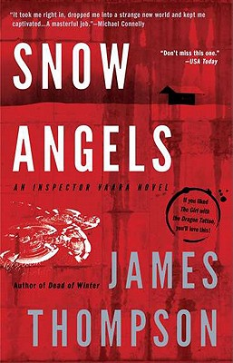 Snow Angels (An Inspector Vaara Novel #1) Cover Image