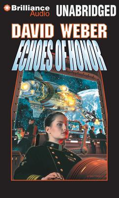 Echoes of Honor (Honor Harrington (Audio) #8) Cover Image