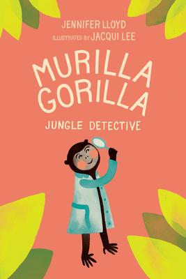 Murilla Gorilla, Jungle Detective Cover Image