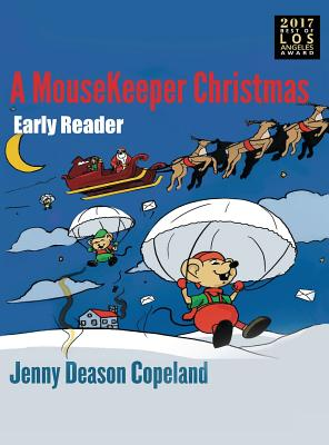 A MouseKeeper Christmas: Early Reader Cover Image