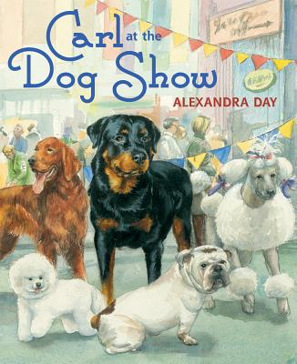 Carl at the Dog Show Cover