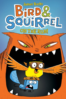 Bird & Squirrel On the Run (Bird & Squirrel #1) Cover Image