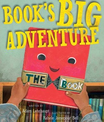 Book's Big Adventure Cover Image