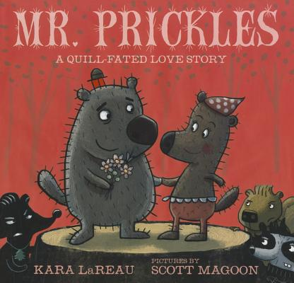 Mr. Prickles Cover
