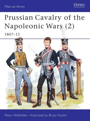 Prussian Cavalry of the Napoleonic Wars (2) Cover