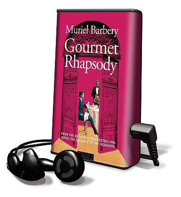 Gourmet Rhapsody [With Earbuds] Cover