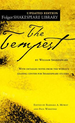 The Tempest (Folger Shakespeare Library) Cover Image