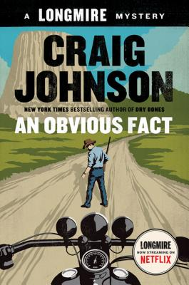 An Obvious Fact (Walt Longmire Mysteries) Cover Image