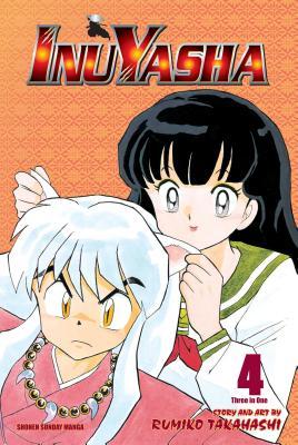 Inuyasha (VIZBIG Edition), Vol. 4: Hard Choices (Inuyasha VIZBIG Edition #4) Cover Image