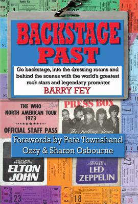 Backstage Past Cover Image