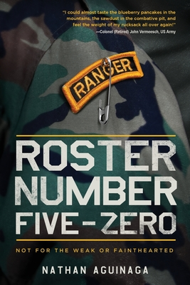 Roster Number Five-Zero: Not for the Weak or Fainthearted Cover Image