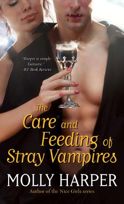 The Care and Feeding of Stray Vampires (Half-Moon Hollow Series #6) Cover Image