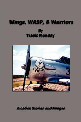 Cover for Wings, Wasp, & Warriors