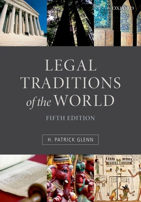 Legal Traditions of the World: Sustainable Diversity in Law Cover Image