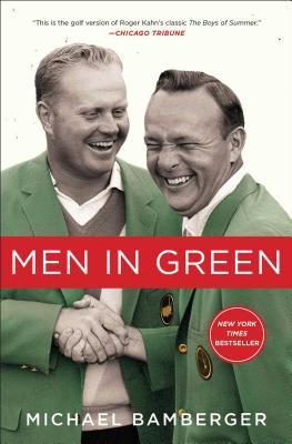 Men in Green Cover Image